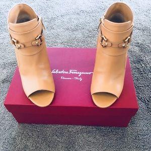 Salvatore Ferragamo booties
